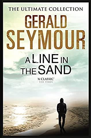 book cover of A Line in the Sand