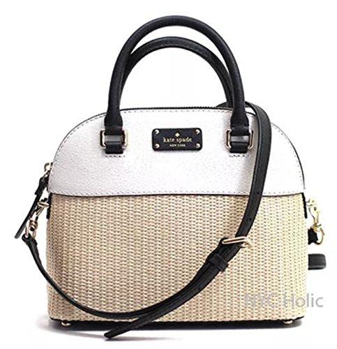 Kate Spade Wicker Handbag - 2