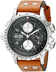 Hamilton Mens H77616533 Khaki X Chronograph Watch