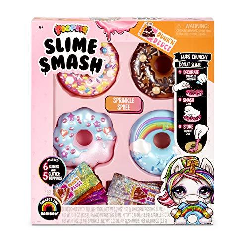 Poopsie-Slime-Smash-Sprinkle-Spree-with-Crunchy-Donut-Slime-Multicolor