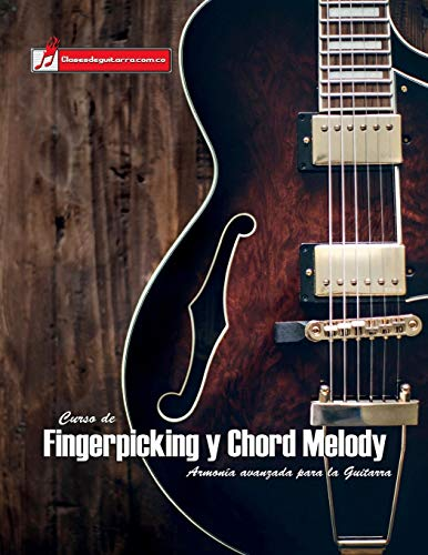 Libro : Curso De Fingerpicking Y Chord Melody: Armonia Av...