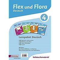 Flex und Flora: Paket Deutsch 4