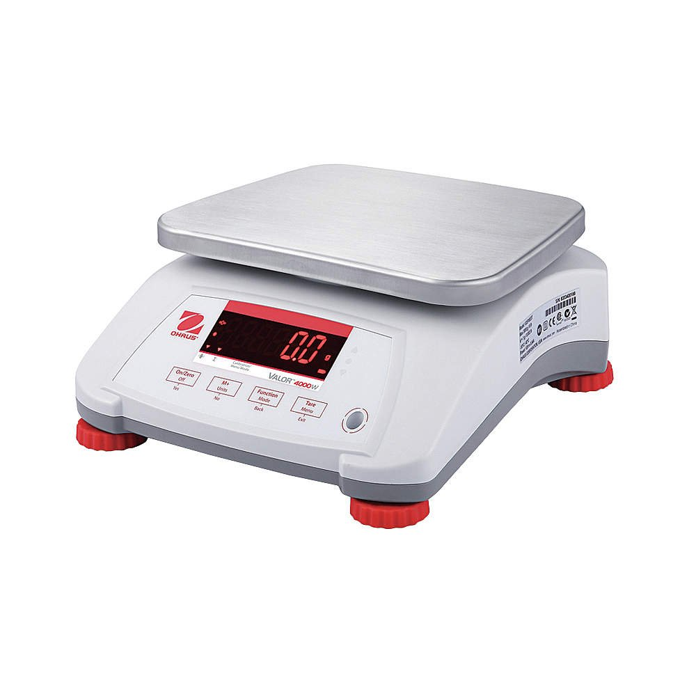 The Amazing Ohaus V41PWE3T Valor 4000 Legal For Trade Food Scale-3 kg/6 lb