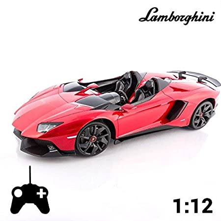 Voiture Telecommandee Lamborghini Aventador J Amazon Co Uk Toys
