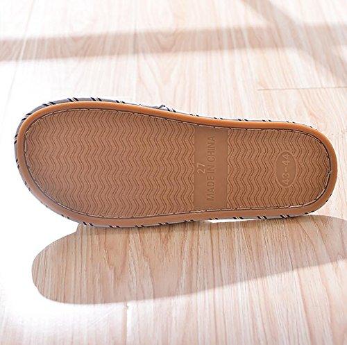 Autumn 38 Slipper Indoor Slippers Household Comfortable Couple 39 Slip D Non B Summer pqxOxtv4w