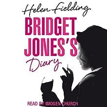 Bridget Jones's Diary Audiobook by Helen Fielding Narrated by Imogen Church