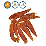 123 Treats Chicken Jerky Dog Treats Bulk (1 Pound) 100% All Natural, Healthy Snacks Dogs - No Fillers Additives – Digestible Delicious Chew Treats Pets – Grain Free