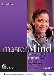 Mastermind 2nd Edit. Student's Book W/Webcode & DVD Premium-1