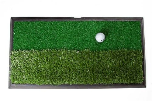Orlimar 2014 Dual Surface Real Strike Golf Hitting Mat