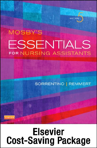 Mosby's Essentials for Nursing Assistants - Text and Mosby's Nursing Assistant Skills DVD - Student Version 4.0 Package, 5e by Mosby