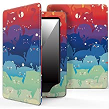 "MoKo Case for Kindle E-reader (8th Generation 2016) - Premium Cover with Auto Wake/Sleep for Amazon Kindle (6"" Display, 8th Gen 2016 Release), Totoro"