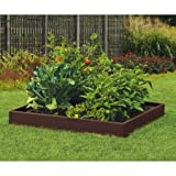 Suncast 4-Panel Garden Planter Kit