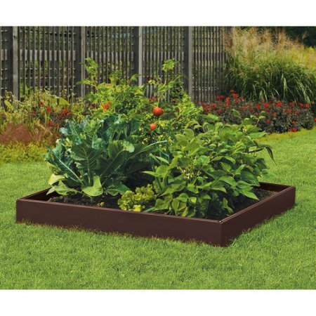 Suncast 4-Panel Garden Planter Kit by Suncast 4-Panel Garden Planter Kit