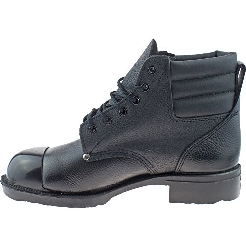 Grafters Mens M492A Safety Boots Black