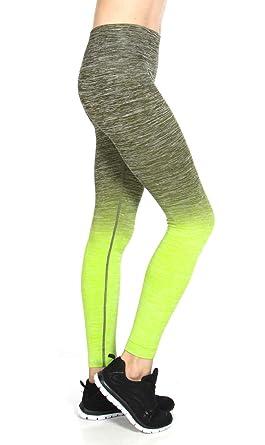 6105854371 SERENITA Yoga Leggings Workout Pants, Running Stretch Soft Waist for Women  Fitness Gym, Long