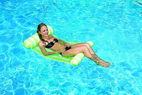 Water Hammock Lounge Chair Bed Pool Floating Beach