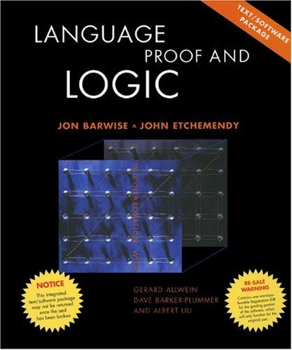 Language, Proof and Logic by Unknown