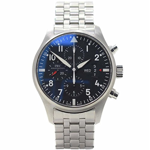 - IWC Pilot Swiss-Automatic Male Watch IW377704 (Certified Pre-Owned)