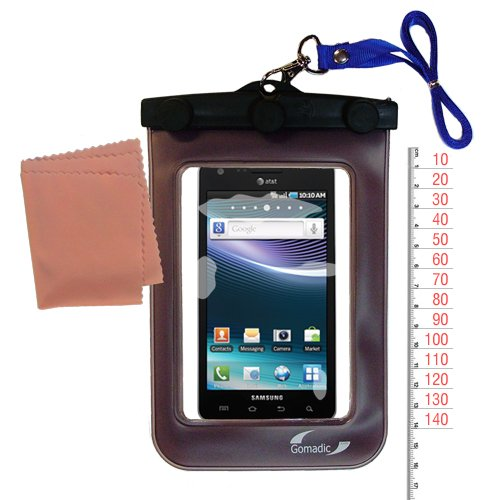 Gomadic clean and dry waterproof protective case suitable...