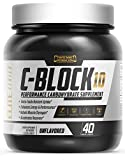 Condemned Labz, C-Block 10, Pre-Workout, Performance Carbohydrate Supplement Powder – 2.2 Lb (1000 g)