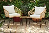 Quality Outdoor Living 65-YZSP02 Hermosa 3 Piece
