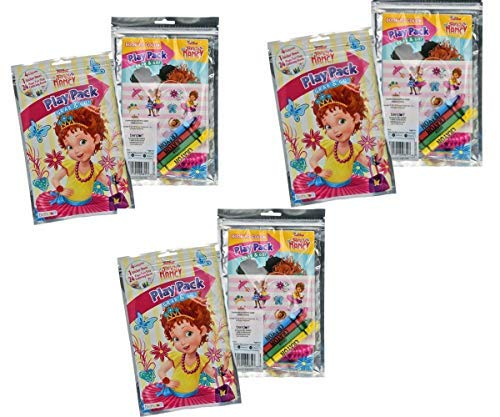 Fancy Nancy Play Pack Grab & Go (Pack of 6) Party Favors ()