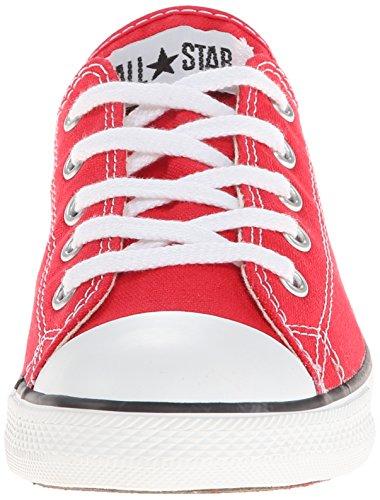 Baskets As Femme on Slip Dainty Converse Ox Rouge White Ct 5BwqOxxXP