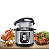 Best Electric Pressure Cookers - Geek Chef 6 Qt Electric Pressure Cooker 11-in-1 Review