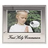 Lawrence Frames 292064 4x6 First Holy Communion Picture Frame