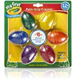 Crayola My First Palm-Grip Crayons