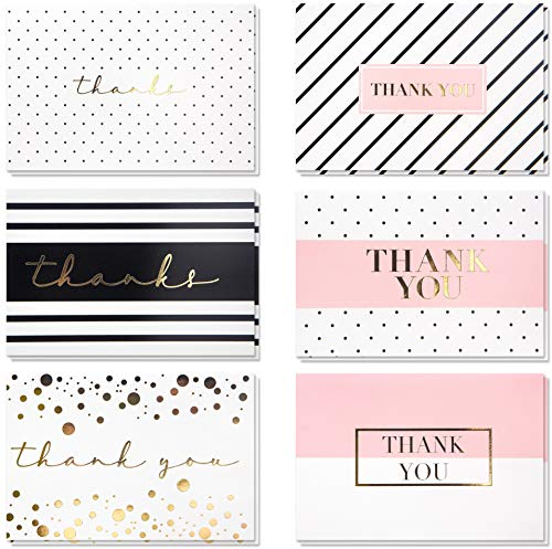 Pack Thank Cards Fancy Cards product image