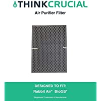 Carbon Filter Fits Rabbit BioGS SPA-421A & SPA-582A, Designed & Engineered by Crucial Air