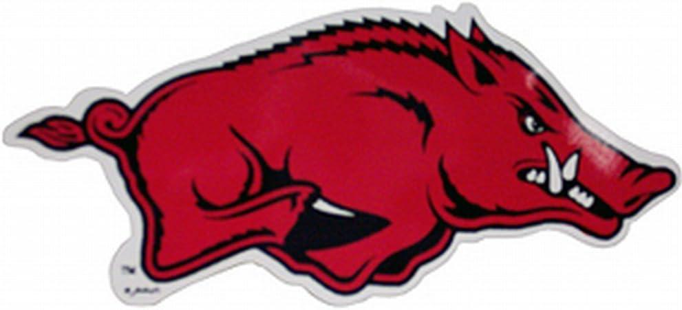 21 Long NCAA Arkansas Razorbacks Car Sock Red