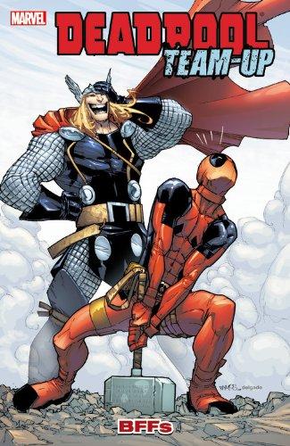 Deadpool Team-Up - Volume 3: BFFs