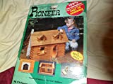 Pioneer Real Wood Log Cabin Project