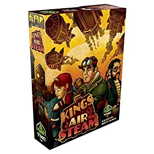 Tasty Minstrel Games Kings of Air and Steam Board Game