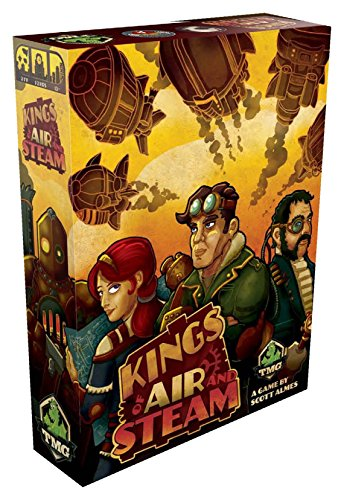 Tasty Minstrel Games Kings of Air and Steam Board Game 3