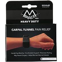 M BRACE RCA - HEAVY DUTY - Carpal Tunnel Treatment Wrist Support (Regular,...