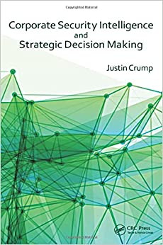 Book Corporate Security Intelligence and Strategic Decision Making