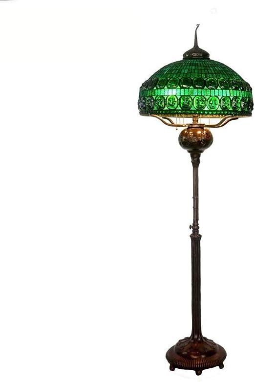 Lámpara De Pie De Estilo Tiffany, 74 Pulgadas De Alto, Lámparas De ...