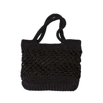 Amazon.com: TENDYCOCO - Bolso bandolera de algodón, hecho a ...