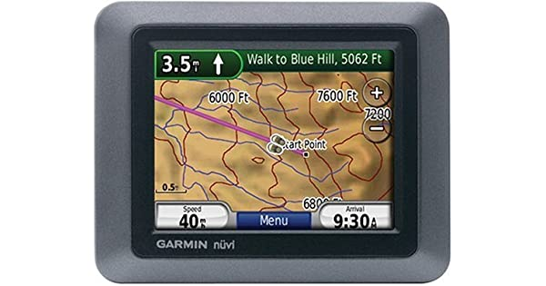 Amazon.com: Garmin Nuvi 500 3.5-inch Portable GPS Navigator ...