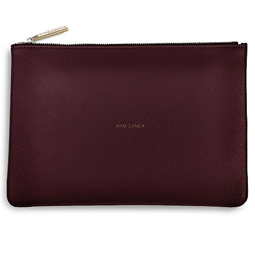 Candy Arm nbsp;» Perfect Pouch « nbsp;The Loxton Pochette Burgundy Katie wx8zqRFnf