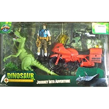 Amazon Com Animal Planet Micro Kingdom Dino Quake Playset
