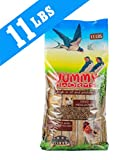 YUMMYWORMS Organic Intact Dried Mealworms Bulk...