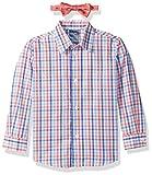 Nautica Boys' Big 4-Piece Formal Dresswear Vest Set