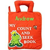 Child's First Counting Book By Pockets of Learning -Personalized Version