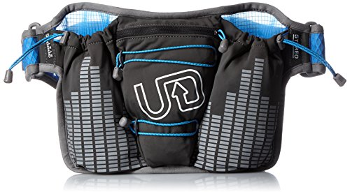Ultimate Direction Groove estéreo Cintura Pack-Graphite-XS/S