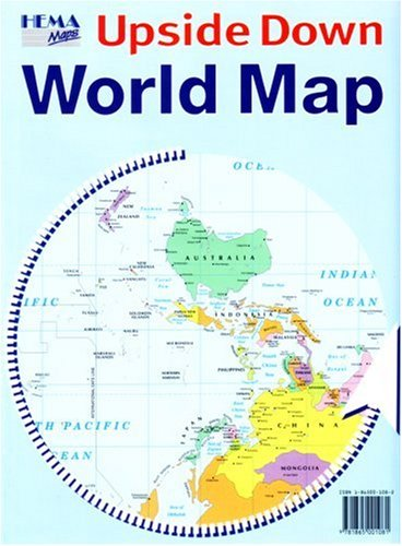 World upside down in envelope 2012: HEMA.6.28