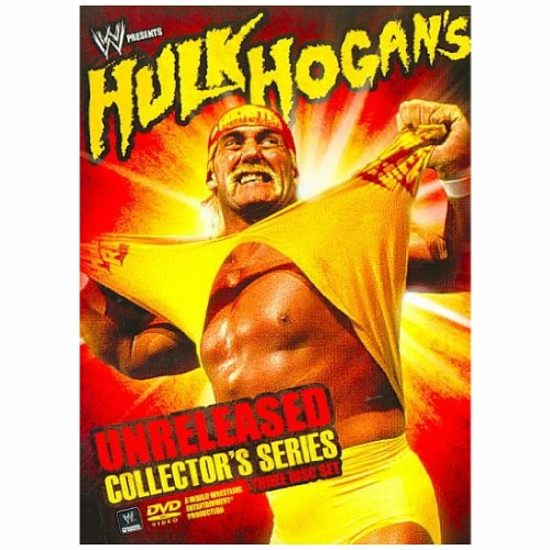 WWE-HULK HOGANS UNRELEASED COLLECTOR'S SERIES (DVD) by generic